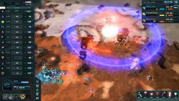 скриншот Offworld Trading Company - Soundtrack DLC 5