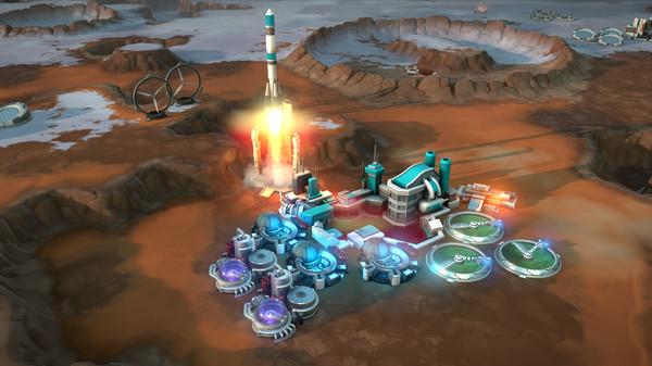 скриншот Offworld Trading Company - Soundtrack DLC 3