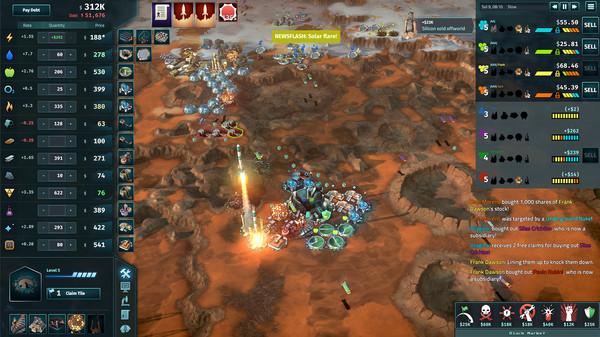 скриншот Offworld Trading Company - Soundtrack DLC 0