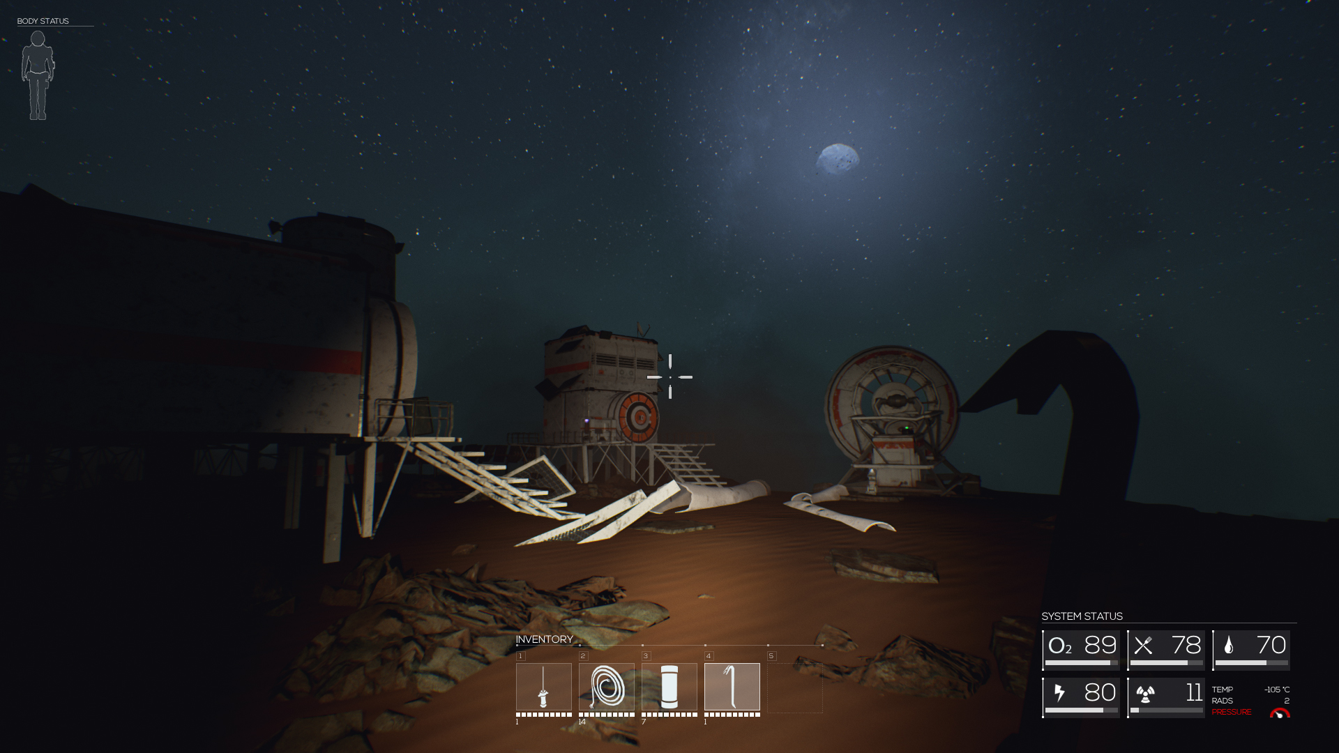 Screenshot of ROKH server hosting