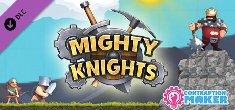 Contraption Maker: Mighty Knights Parts & Puzzles Pack