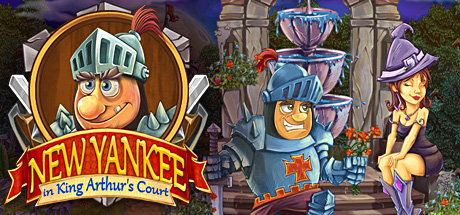 New Yankee in King Arthur's Court