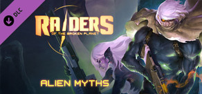 Raiders of the Broken Planet - Alien Myths Campaign DLC cover art