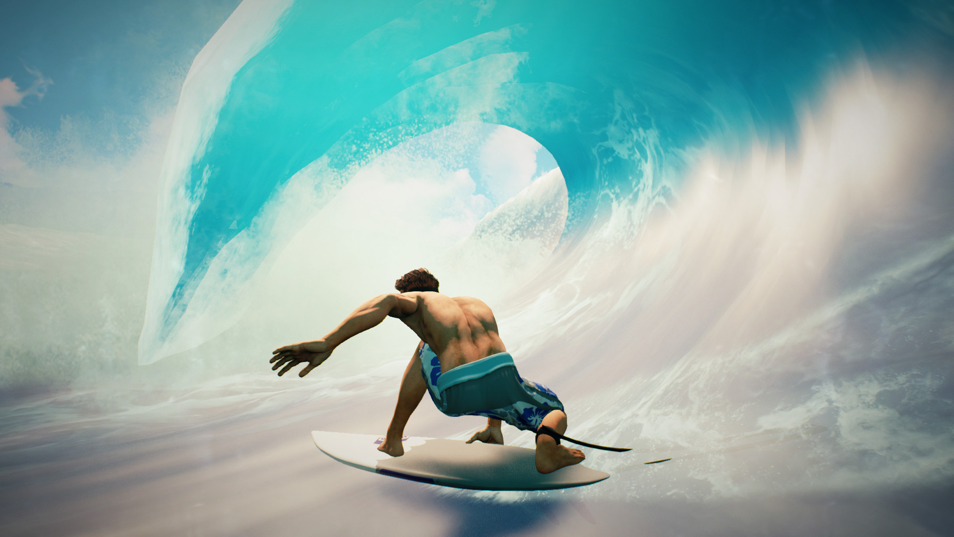Surf World Series on Steam on