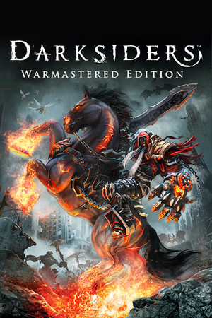 Darksiders Warmastered Edition poster image on Steam Backlog