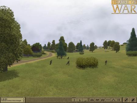скриншот Theatre of War 5