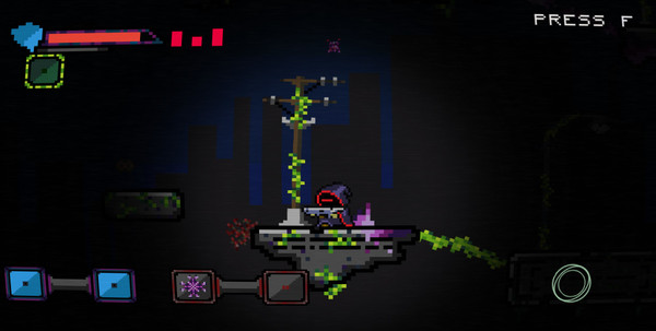 скриншот Liveza: Death of the Earth 3