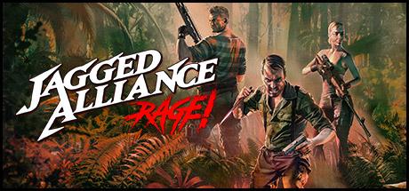 Jagged Alliance Rage! [PT-BR] Capa