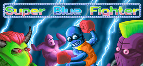 Super Blue Fighter cover art