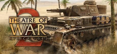 Game Banner Theatre of War 2: Africa 1943