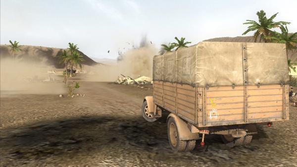 скриншот Theatre of War 2: Africa 1943 0