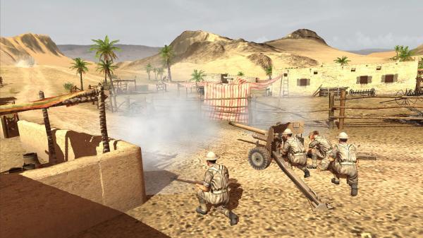 скриншот Theatre of War 2: Africa 1943 3