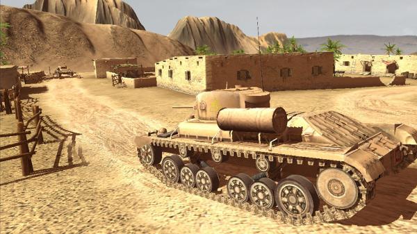 скриншот Theatre of War 2: Africa 1943 2