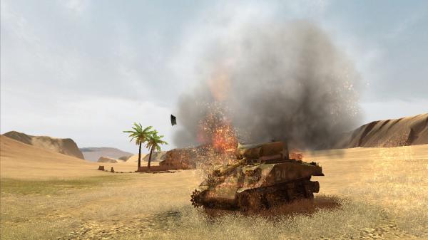 скриншот Theatre of War 2: Africa 1943 4