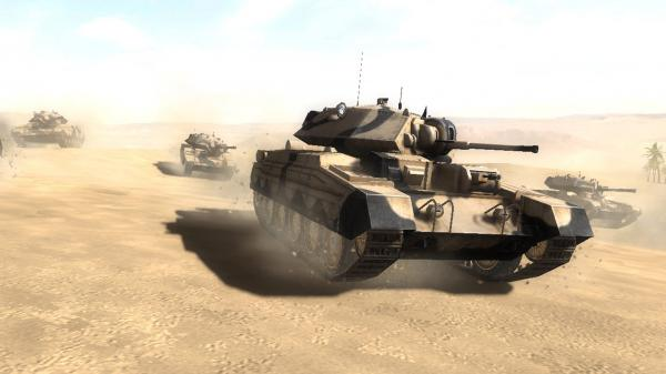 Theatre of War 2: Centauro (DLC)