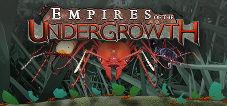 Empires of the Undergrowth Capa