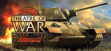 Theatre of War 2: Kursk 1943 cover art