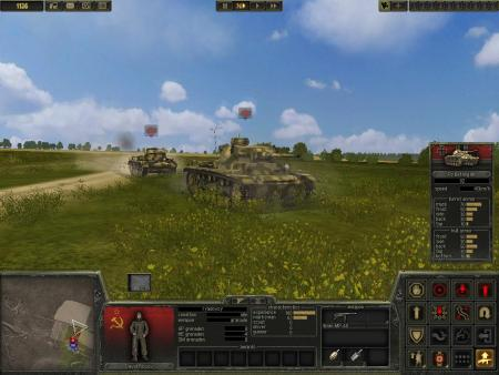 скриншот Theatre of War 2: Kursk 1943 3