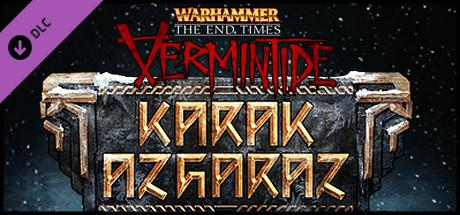 Warhammer: End Times - Vermintide Karak Azgaraz cover art