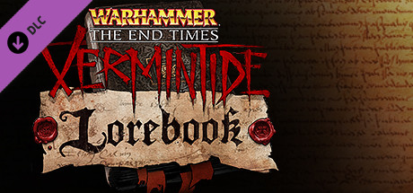 Warhammer: End Times - Vermintide Lorebook cover art