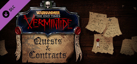Warhammer: End Times - Vermintide Quests and Contracts cover art