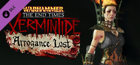 Warhammer Vermintide - Sienna 'Wyrmscales' Skin