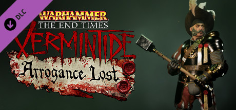 Warhammer Vermintide - Kruber Carroburg Livery Skin