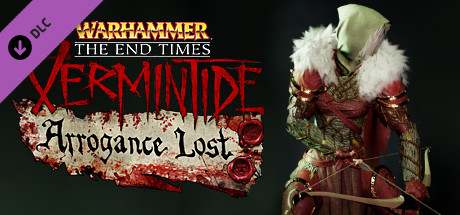 Warhammer Vermintide - Kerillian 'Tirsyth Garment' Skin