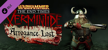 Warhammer Vermintide - Bardin 'Studded Leather' Skin cover art