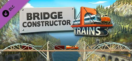 Teaser image for Bridge Constructor Trains - Expansion Pack