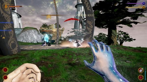 скриншот Initia: Elemental Arena 0