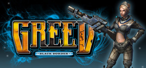 Greed: Black Border cover art