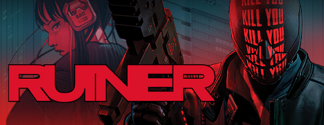 Daily Deal – RUINER, 50% Off