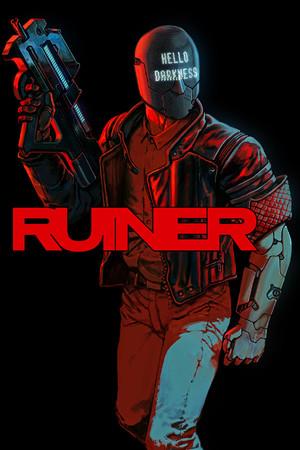 RUINER poster image on Steam Backlog