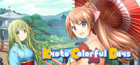 Game Banner Kyoto Colorful Days