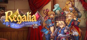 Regalia: Of Men and Monarchs cover art