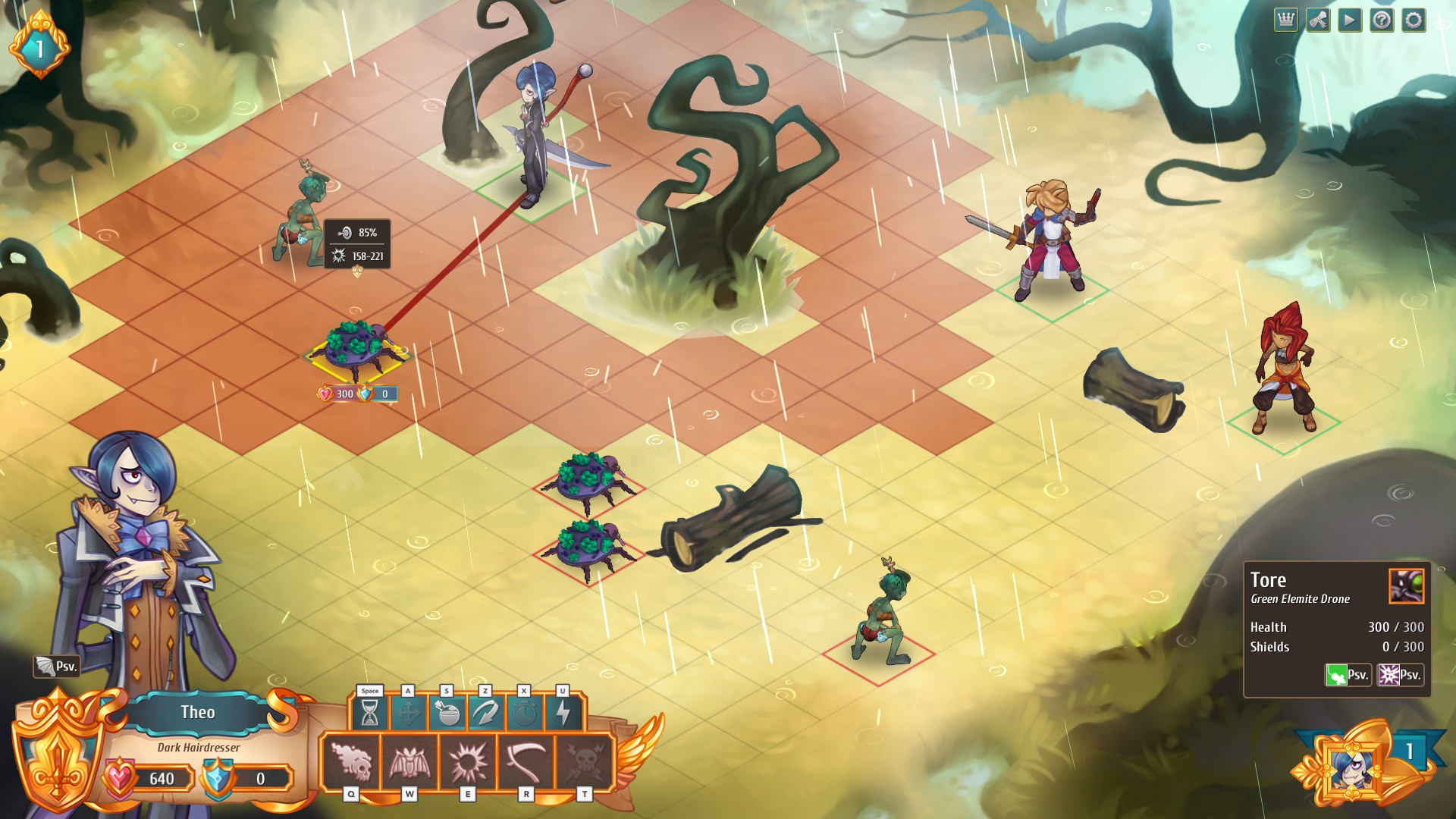 Regalia: Of Men and Monarchs Screenshot 2