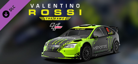 Rossi Ford Focus Rally car 2009 on Steam
