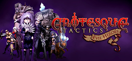 Купить Grotesque Tactics: Evil Heroes