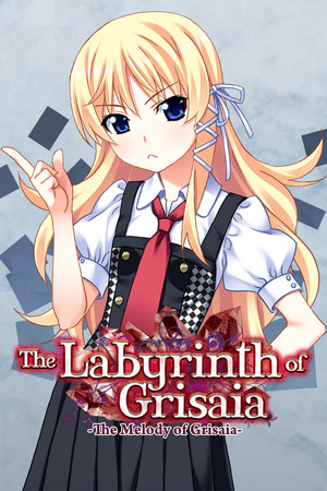 The Melody of Grisaia poster image on Steam Backlog