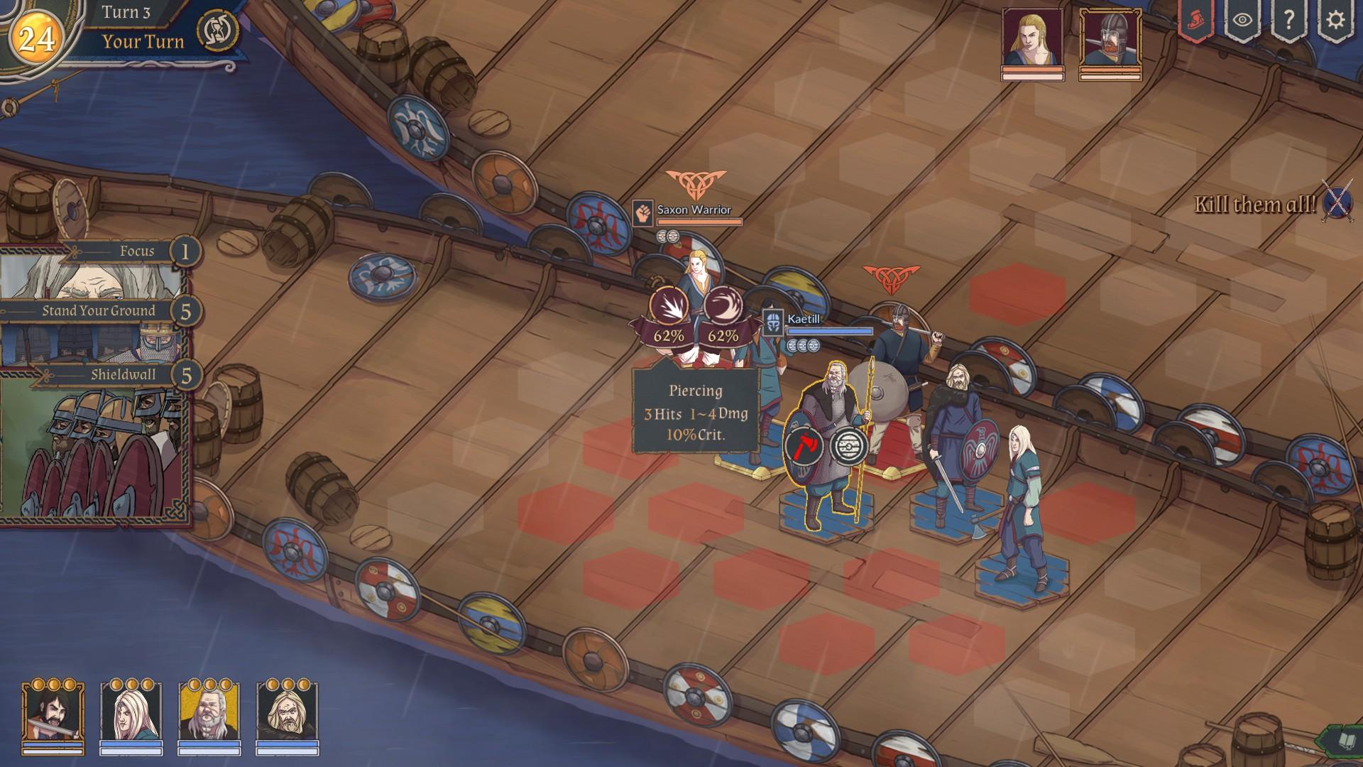 The Great Whale Road Screenshot 1
