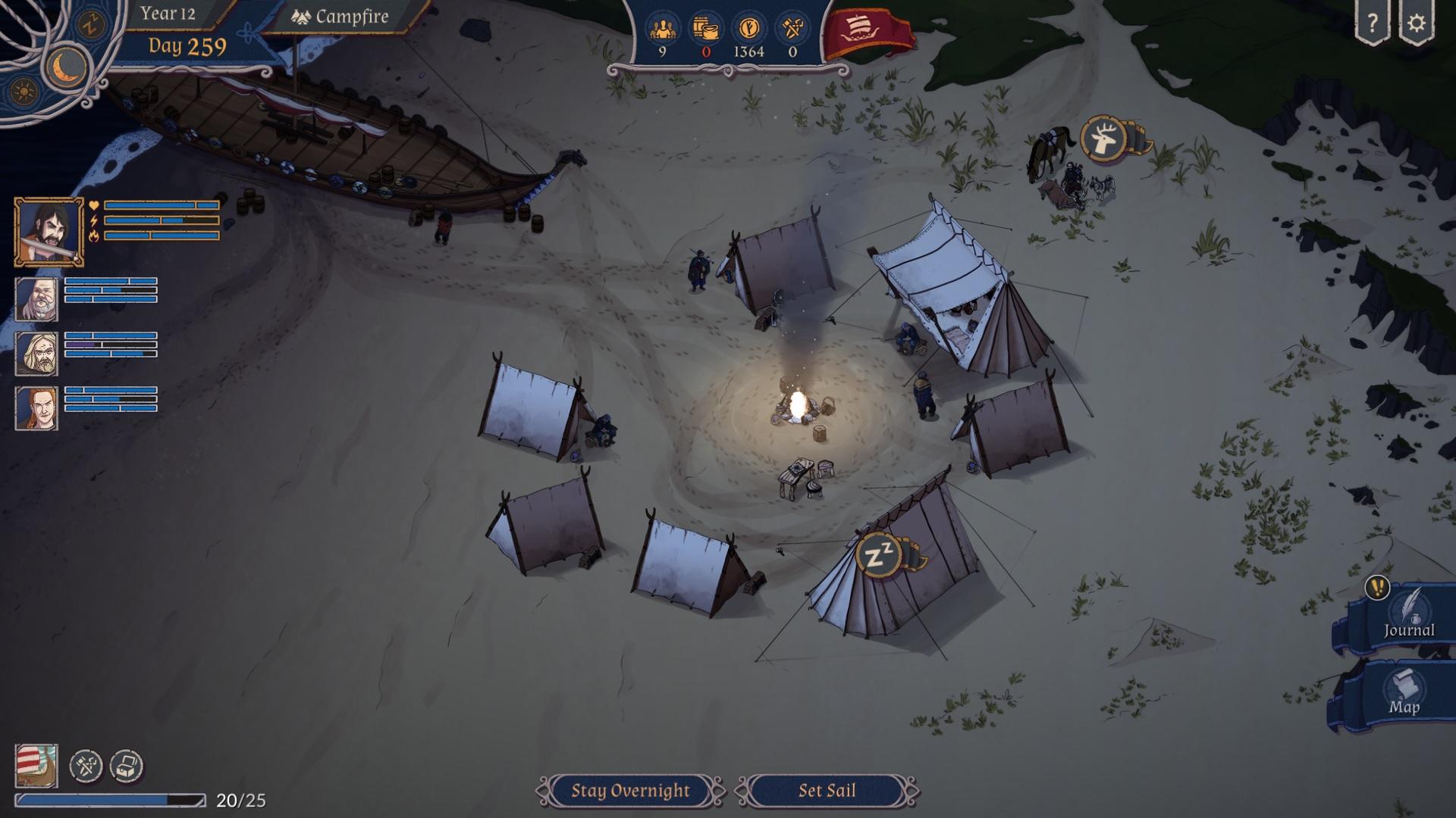 The Great Whale Road Screenshot 2