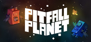 Pitfall Planet cover art
