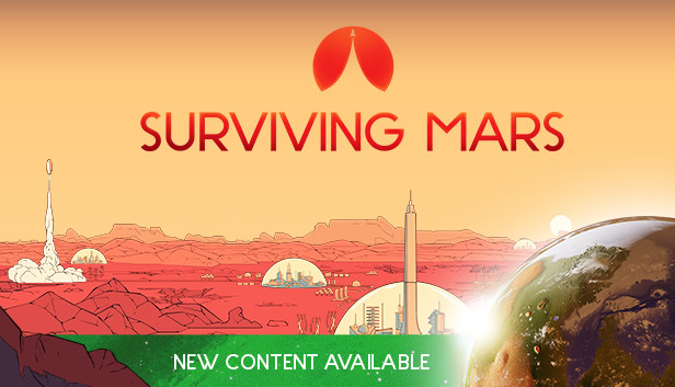 Surviving Mars on Steam