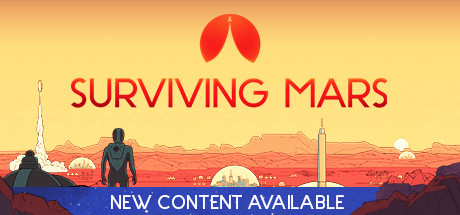 Surviving Mars title thumbnail