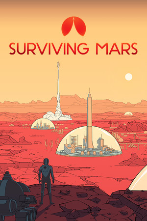 Surviving Mars poster image on Steam Backlog