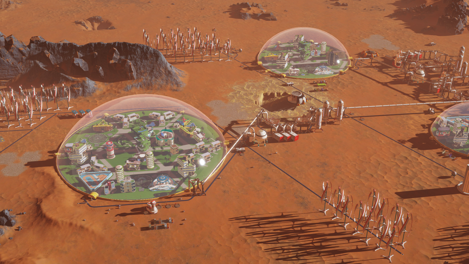 Surviving Mars On Steam North Star Cleaner Wiring Diagram