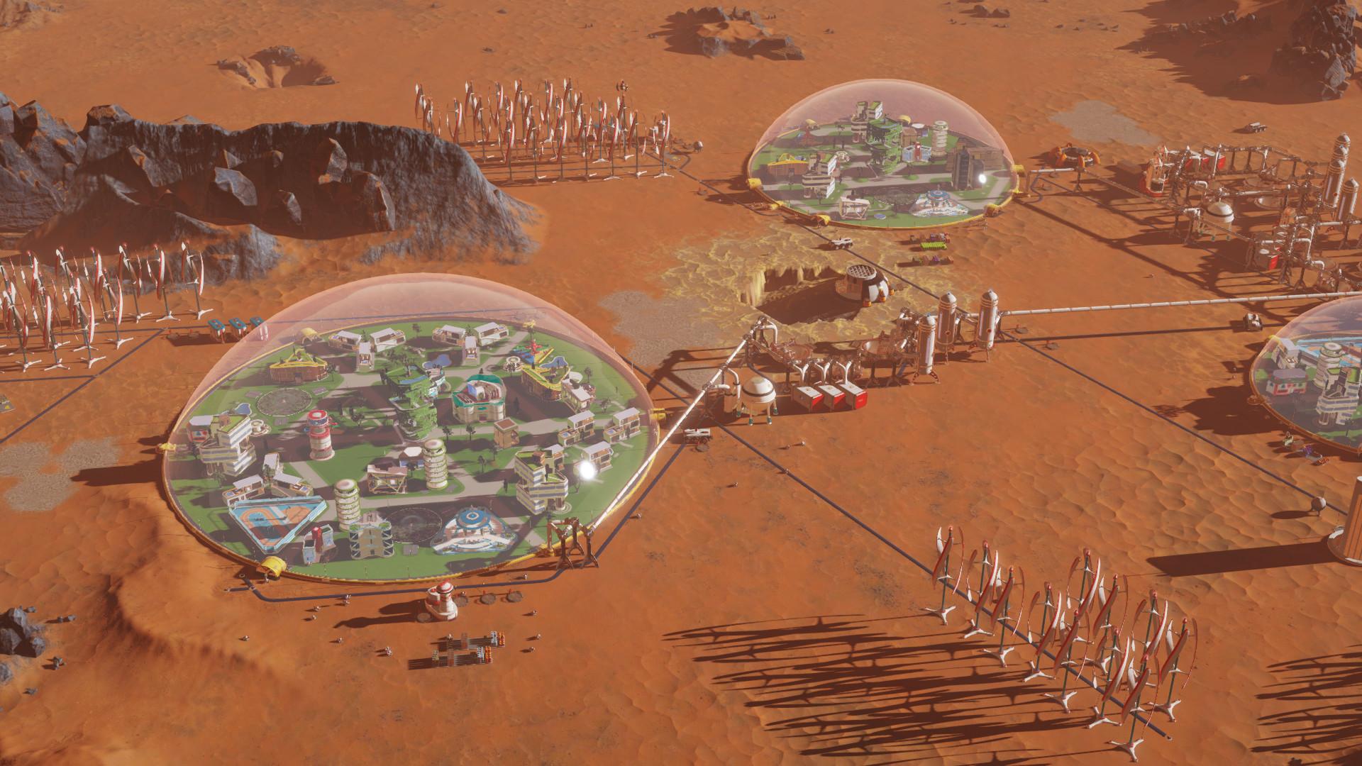 Znalezione obrazy dlazapytania Surviving Mars