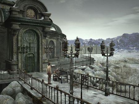 скриншот Syberia 0
