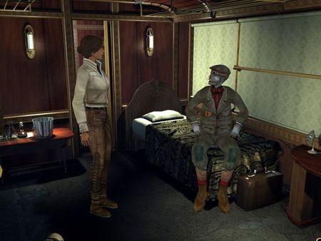 скриншот Syberia 5